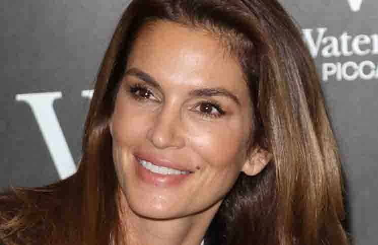 "Cindy Crawford - ""Becoming by Cindy Crawford"" Book Signing at Waterstones Piccadilly in London"