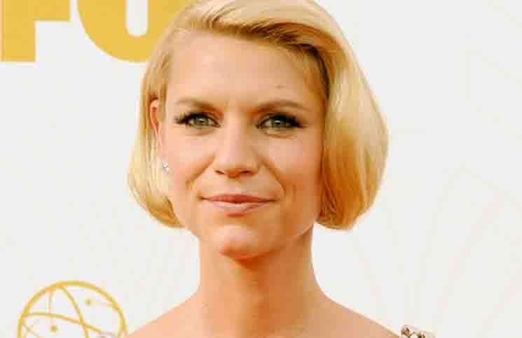 Claire Danes - 67th Annual Primetime Emmy Awards