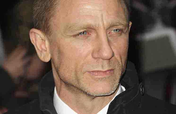 "Daniel Craig - ""The Girl with the Dragon Tattoo"" World Premiere"