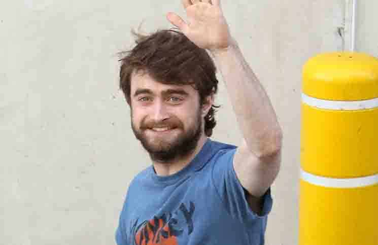 Daniel Radcliffe - Comic-Con International San Diego 2015
