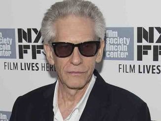 David Cronenberg - 52nd Annual New York Film Festival