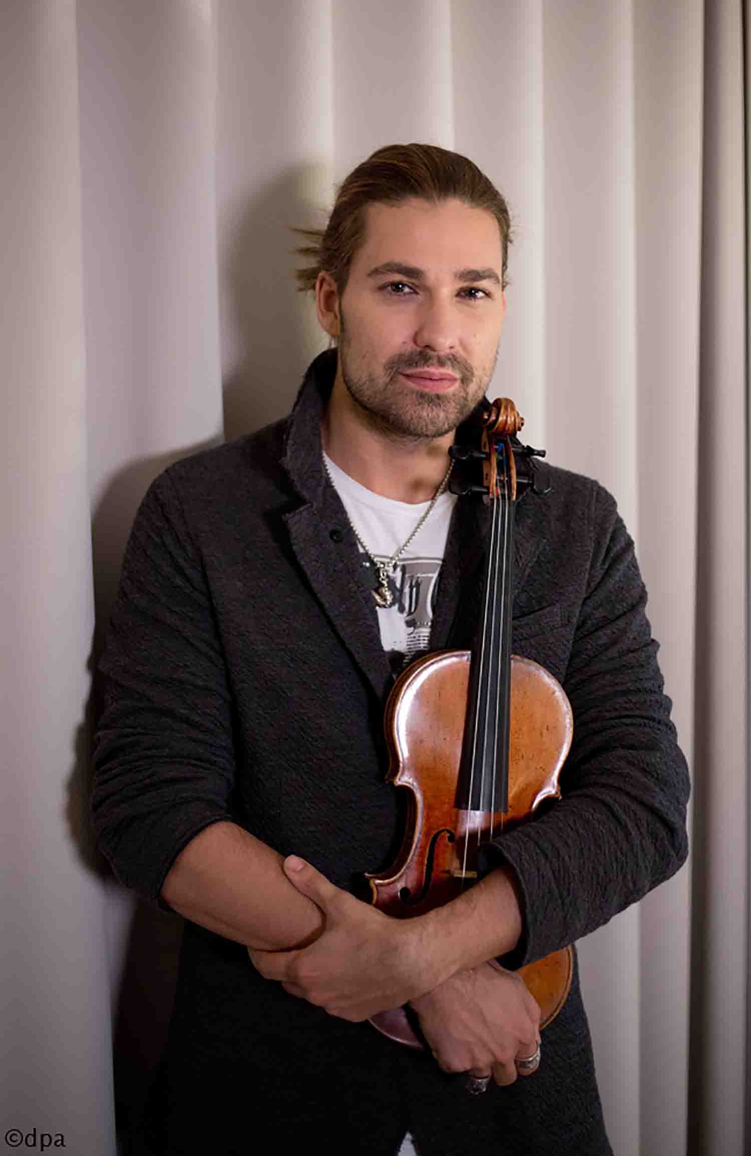 David Garrett Tv Total