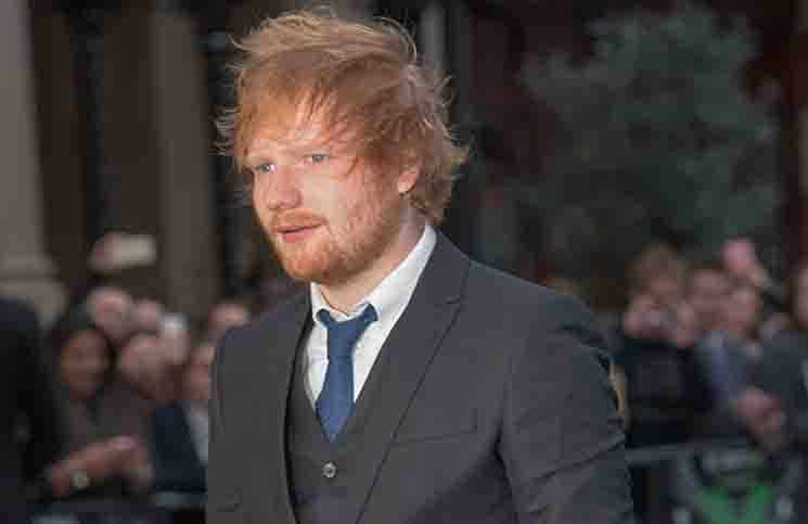 """Ed Sheeran Jumpers for Goalposts"" World Premiere - Arrivals"
