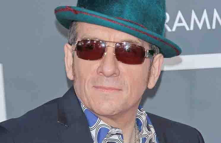 Elvis Costello - 54th Annual GRAMMY Awards