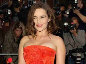 Emilia Clarke - GQ Men of the Year Awards 2015