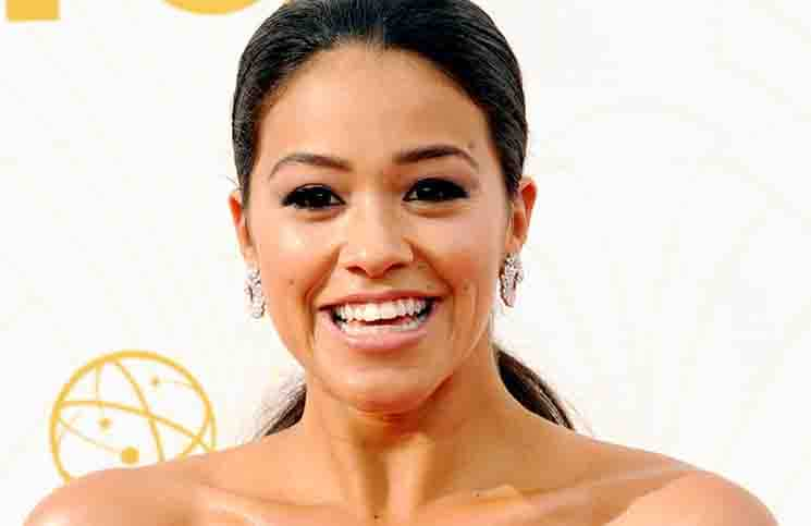 Gina Rodriguez - 67th Annual Primetime Emmy Awards