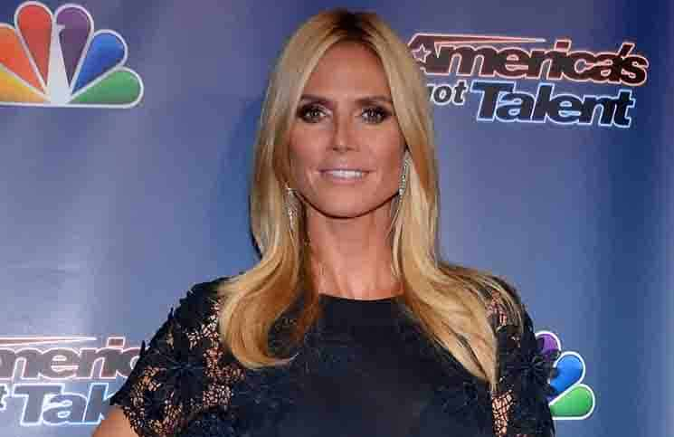 Heidi Klum: GNTM Finale in Spanien - TV News