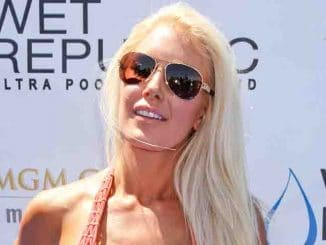 Heidi Montag Hosts Sexy Poolside Affair at Wet Republic in Las Vegas on June 18, 2011