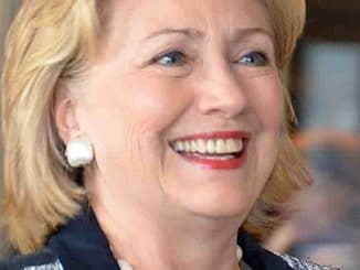 """Hillary Clinton """"Hard Choices"""" Book Signing at Book Passage in San Francisco on June 26, 2014"""