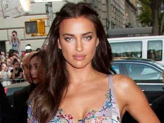 "Irina Shayk - ""China: Through The Looking Glass"" Costume Institute Benefit Gala"
