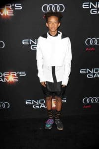 "Jaden Smith - ""Ender's Game"" Los Angeles Premiere"