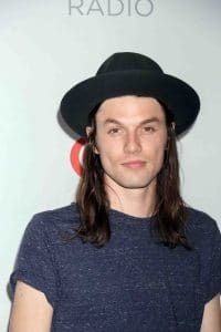 James Bay - iHeartRadio Music Festival Las Vegas 2015 - Day 2