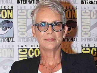 Jamie Lee Curtis - Comic-Con International San Diego 2015