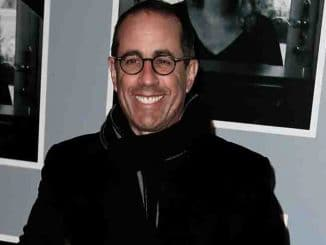 "Jerry Seinfeld - ""Beautiful - The Carole King Musical"" Broadway Opening Night"