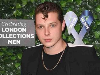 John Newman - One For The Boys Fashion Ball 2015
