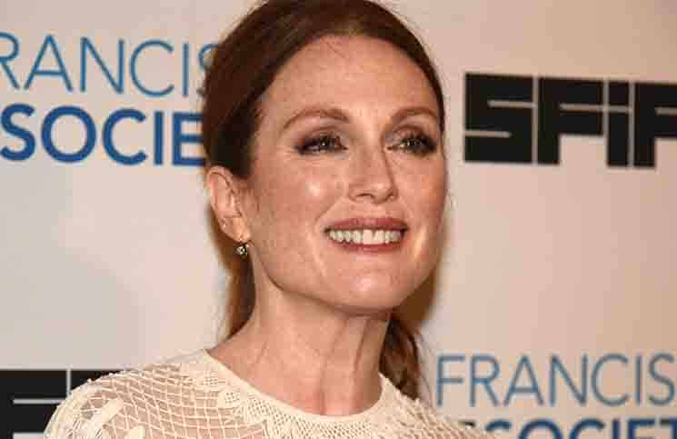 "Julianne Moore - ""Freeheld"" San Francisco Special Screening"