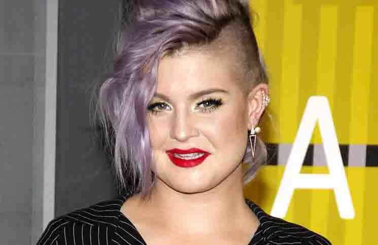 Kelly Osbourne - 2015 MTV Video Music Awards