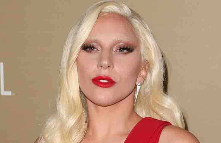 "Lady Gaga - FX's ""American Horror Story: Hotel"" - Arrivals"