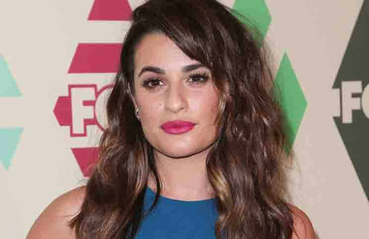 Lea Michele - 2015 Summer TCA Tour