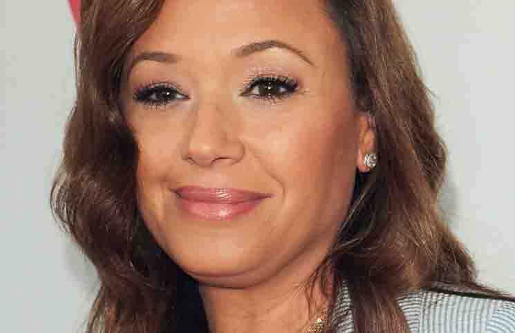 Leah Remini - The 3rd Annual My Brother Charlie Family Fun Fest Benefiting The HollyRod Foundation