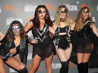 Little Mix - 2015 Kiss FM's Haunted House Party