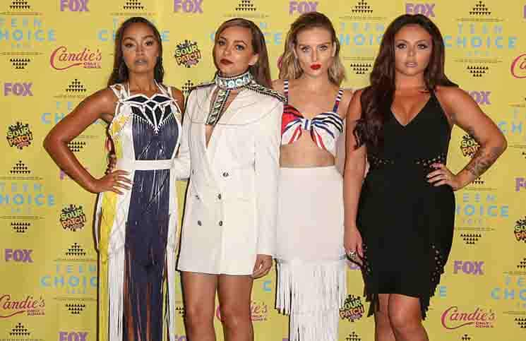 Little Mix - Teen Choice Awards 2015
