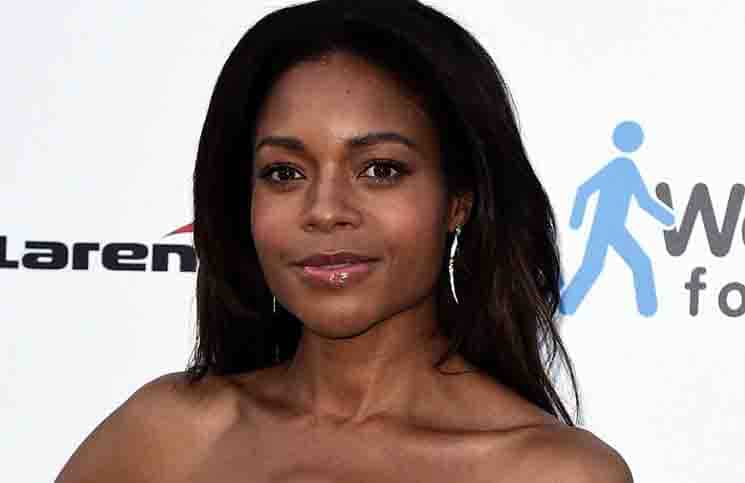 Naomie Harris - Walkabout Foundation's Inaugural Gala