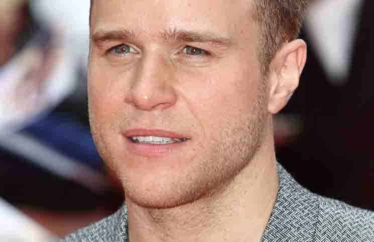 "Olly Murs - ""The Bad Education Movie"" World Premiere - Arrivals"