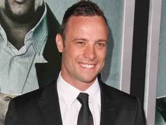 "Oscar Pistorius - ""Alex Cross"" Los Angeles Premiere"