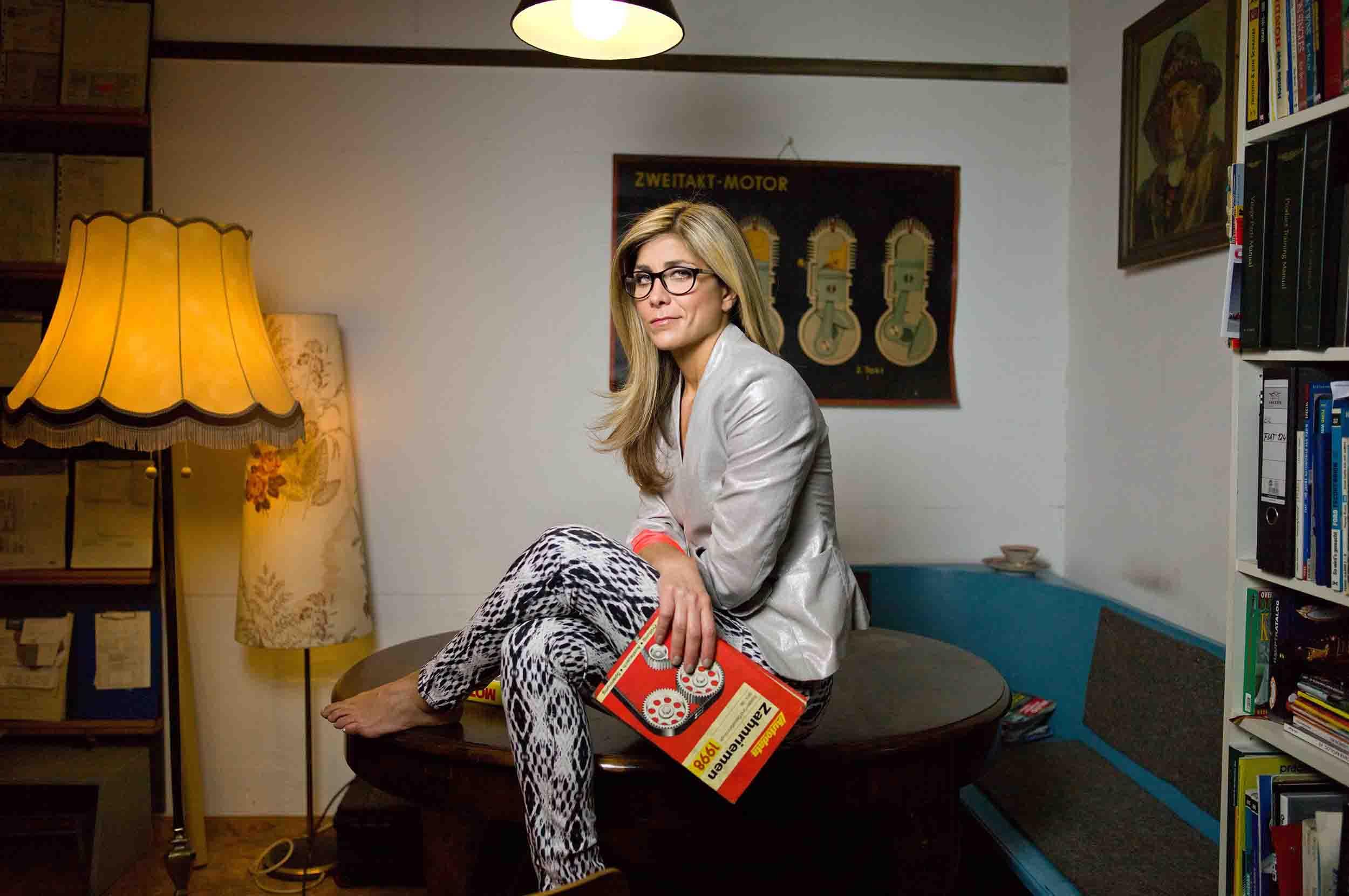 Panagiota Petridou: Worauf achten beim Autokauf?