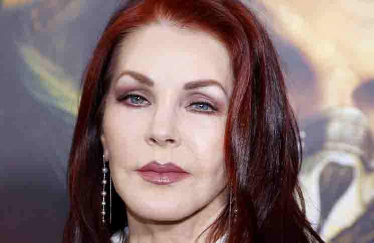 "Priscilla Presley - ""Mad Max: Fury Road"" Los Angeles Premiere"