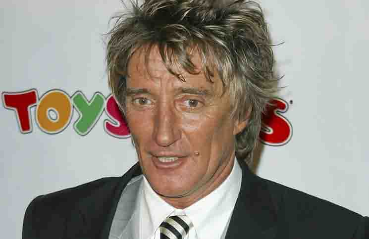 Rod Stewart - The 15th Annual Carousel Of Hope Ball