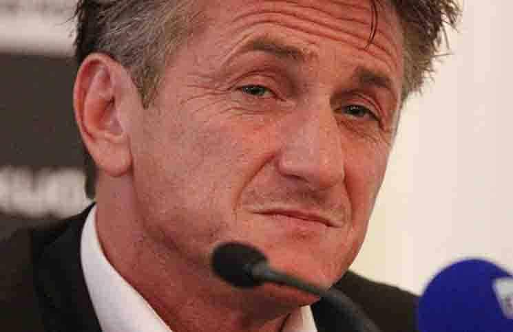 Sean Penn spricht nicht mit Ex Robin Wright - Promi Klatsch und Tratsch