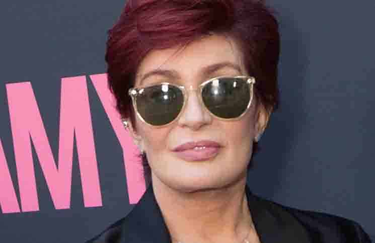 "Sharon Osbourne - ""Amy"" Los Angeles Premiere"