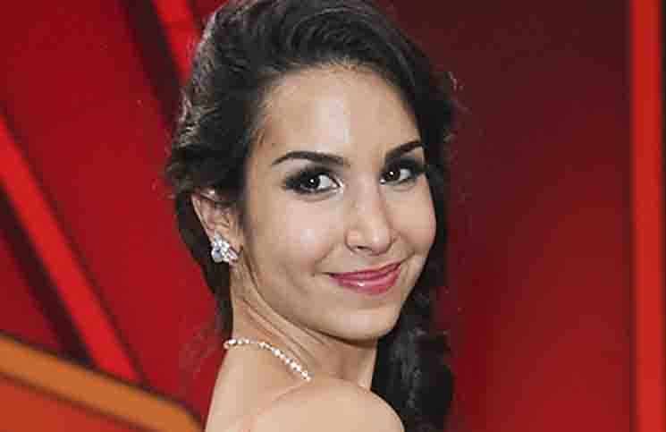 Sila Sahin - Finale des RTL Tanzturnier der Stars Lets Dance