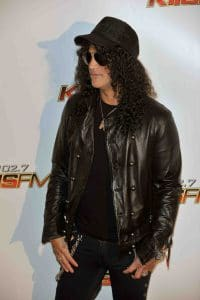 Slash - KIIS FM's Jingle Ball 2010 - Show - Arrivals