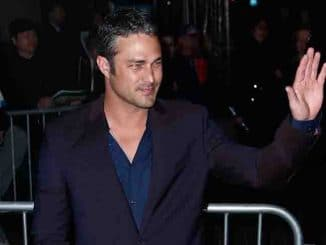 "Taylor Kinney - ""The Other Woman"" New York City Screening"
