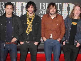 The Vaccines - BRIT Awards 2013 - Arrivals