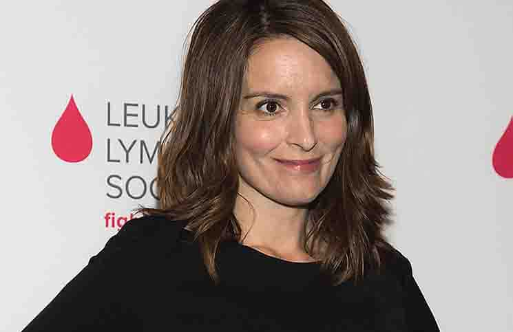 Tina Fey - 2nd Annual LOL with LLS Fundraiser