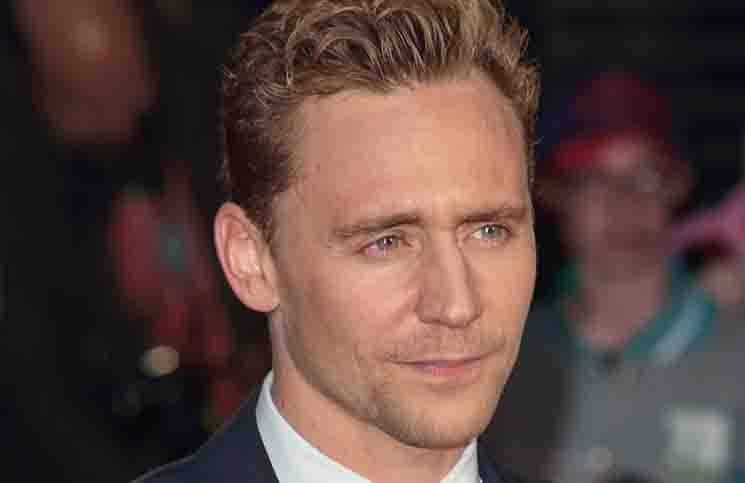 Tom Hiddleston - 59th Annual BFI London Film Festival