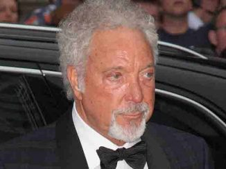 Tom Jones - GQ Men of the Year Awards 2012