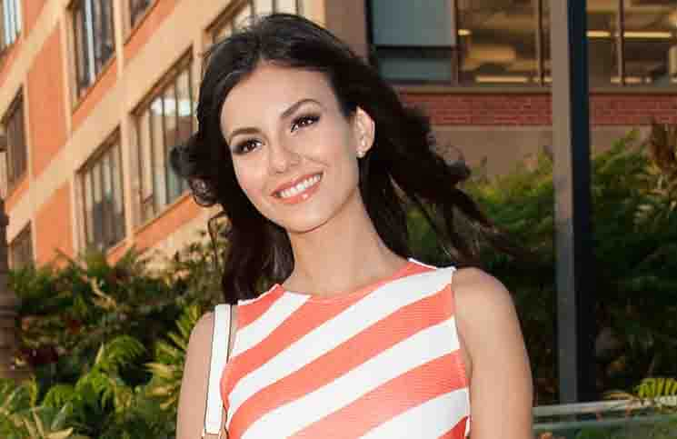 Victoria Justice - 2015 People StyleWatch Fall Fashion Party