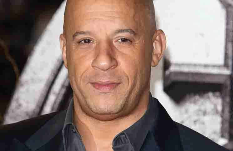 "Vin Diesel - ""The Last Witch Hunter"" UK Premiere"