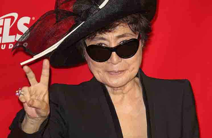 Yoko Ono - 2014 MusiCares Person of the Year Gala Honoring Carole King