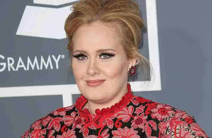 Adele - 55th Annual GRAMMY Awards