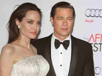 "Angelina Jolie Pitt, Brad Pitt - AFI Fest 2015 - ""By the Sea"" Opening Night Gala Premiere"