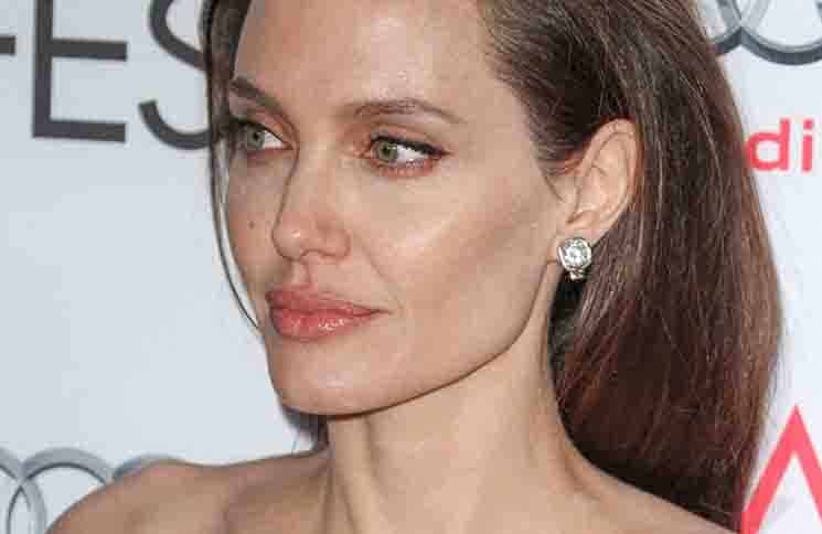 """Angelina Jolie Pitt - AFI Fest 2015 - """"By the Sea"""" Opening Night Gala Premiere Presented by Audi - Arrivals"""