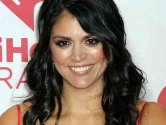 Cecily Strong - iHeartRadio Music Festival Las Vegas 2014