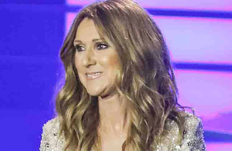 Celine Dion Headline Residency Show Concert at the Colosseum in Las Vegas - August 27, 2015