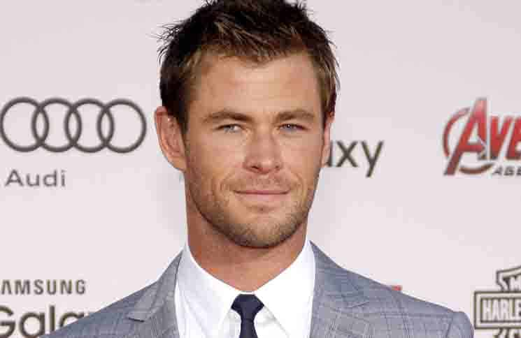 "Chris Hemsworth - Marvel's ""Avengers: Age Of Ultron"" Los Angeles Premiere"